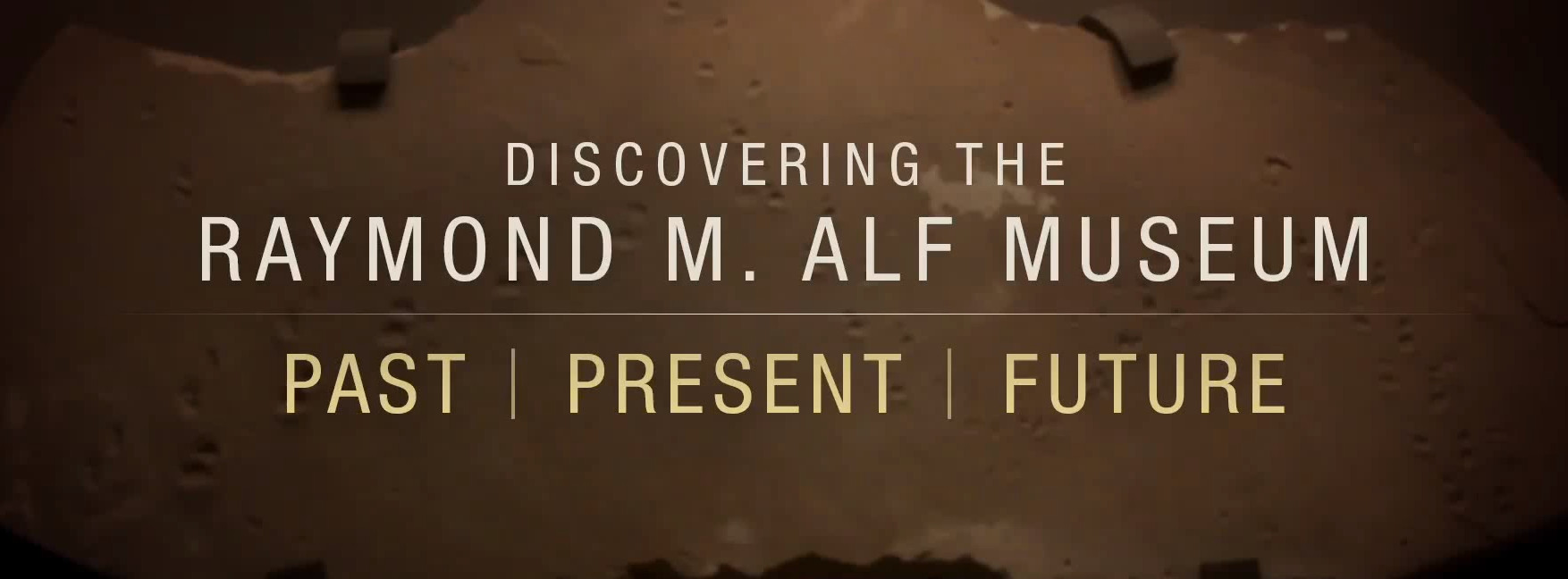Discovering the Alf Museum